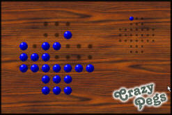 Click to view Crazy Pegs 1.2 screenshot